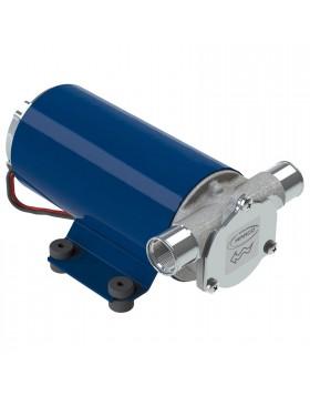 Pompa elettrica per travaso acqua marco 24v 45 l/min girante gomma