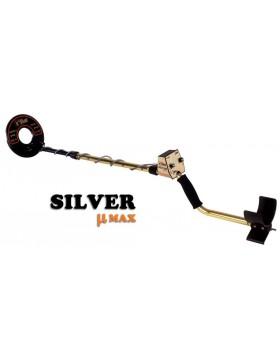 """Metal detector Tesoro Silver Umax 8"""" Ricerca Oro Argento Gioielli Monete Metalli"""