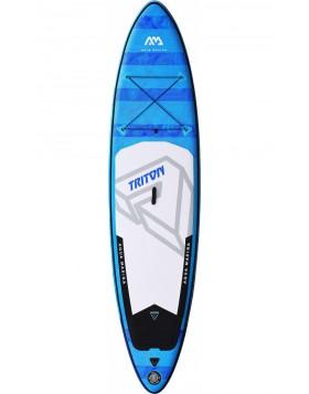 "Sup Board Tavola Aquamarina Sport Acquatici Triton 11' 2"" Rigida Gonfiabile"
