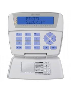 Tastiera Aggiuntiva per Allarme BENTEL CLASSIKA BKB-LCD