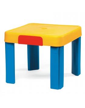 Tavolino Tavolo per Bambini Scrivania Piccola CHICCO 30501 60x60x50 cm