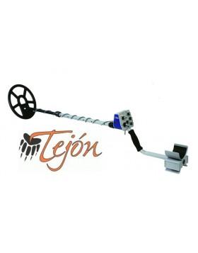 """Metal detector Tesoro Tejon 9"""" x 8"""" Ricerca Oro Argento Gioielli Monete Metalli"""