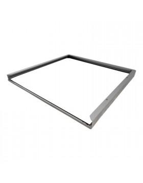 Telaio Supporto Frame Montaggio a Tetto per Pannello a LED 60x60 cm
