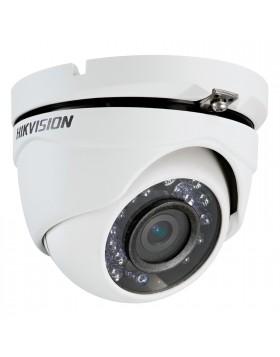 Telecamera Dome HIKVISION Videosorveglianza 2,8mm Turbo HD DS-2CE56C0T-IRM