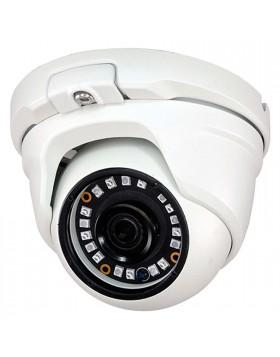 Telecamera Videosorveglianza 1080P AHD Ibrida 3,6mm Visiotech DM941FIB-F4N1