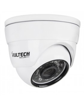 Telecamera Dome Varifocale AHD Vultech 2 MEGAPIXEL 1080p 3,6mm CM-DM1080AHD-B