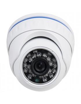 Telecamera Videosorveglianza DOME AHD 720P Infrarossi LIFE 75.AH50130T3W