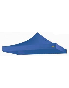 Tetto piramide 3x3 di colore blu x gazebo spiaggia Mare Impermeabilizzato Berto