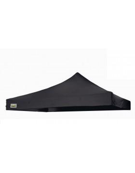Tetto piramide 3x3 nero Top Telone di protezione gazebo Ricambio Garden Berto