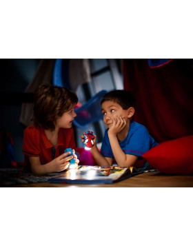 Torcia Led Marvel Spiderman Luce Philips