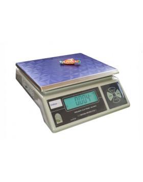BILANCIA OMOLOGATA ELETTRONICA DIGITALE PROFESSIONALE DA 1 GRAMMO MAX 30KG INDEX