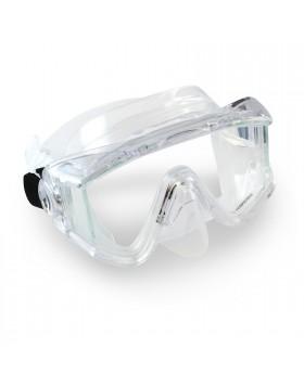 Maschera Subacquea in Silicone Trasparente Snorkeling Apnea SCUBAPRO CRYSTAL VU