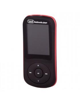 LETTORE MP3 VIDEO WMA WAV PLAYER AUDIO RADIO FM MICRO SD USB TREVI MPV 1730 NERO