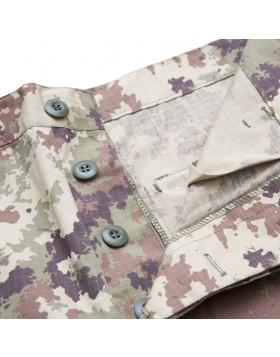 Uniforme Mimetica Vegetata Italia Giacca con Pantaloni Taglia XL