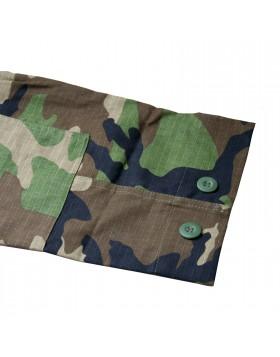 Uniforme Mimetica Vegetata USA Giacca con Pantaloni Woodland Taglia XL