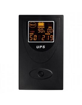 Gruppo di Continuità UPS 850 Va 510W Line Interactive Computer Videosorveglianza