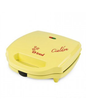 Cialdon Piastra per waffle Trevidea Dolce Waffel Waffer 900 Watt Piastre Piedini