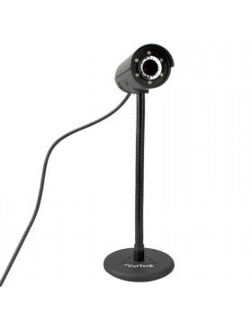 WebCam 30 Megapixel 6 Led USB Web Cam Vultech WEB-30MP Microfono WINDOWS 7 8